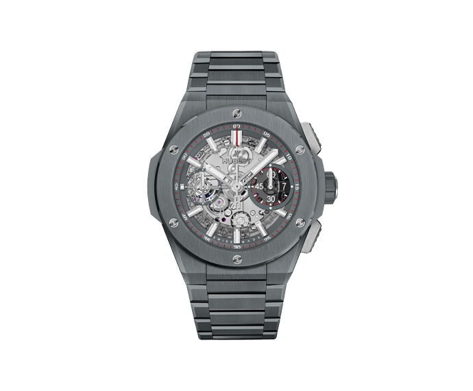 HUBLOT - Big Bang Integral Grey Ceramic