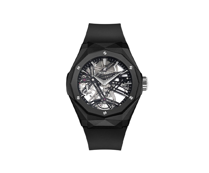 HUBLOT - Tourbillon Orlinski Black Magic Manual