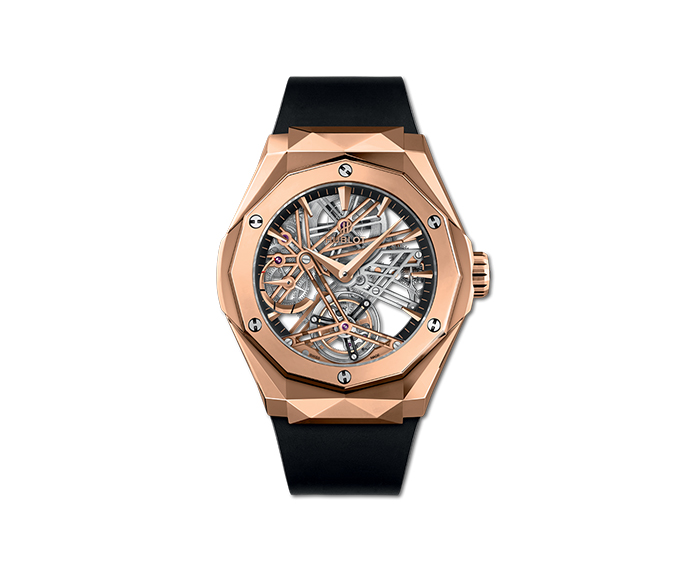 HUBLOT - Tourbillon Orlinski King Gold Manual