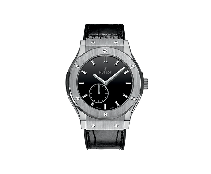 HUBLOT - Ultra Thin Titanium 45 mm