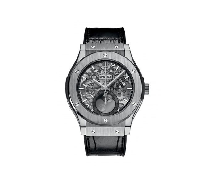 Hublot - Aerofusion Moonphase Titanium 45mm