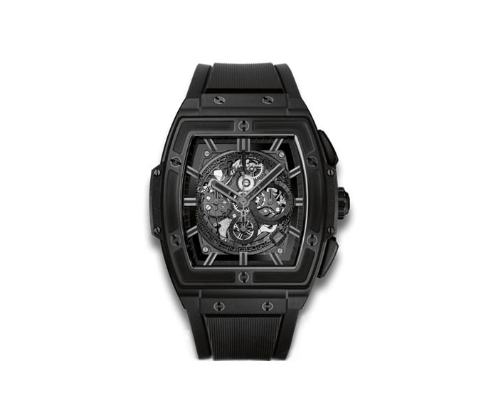 HUBLOT - All Black