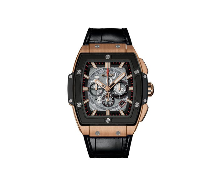 HUBLOT - King Gold Ceramic