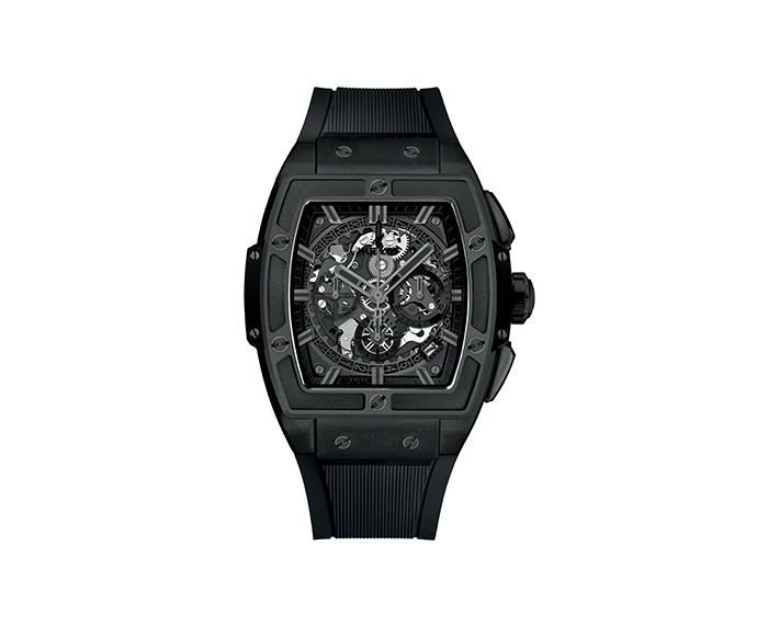HUBLOT - All Black 42 mm