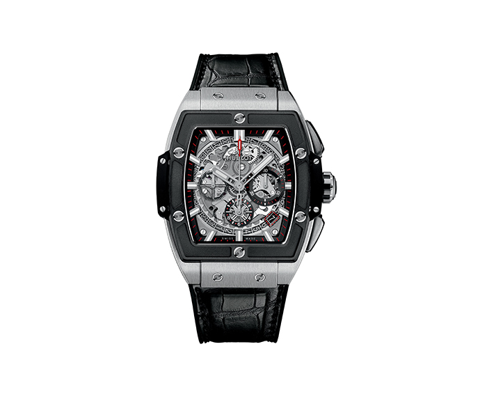 HUBLOT - Titanium Ceramic 42 mm