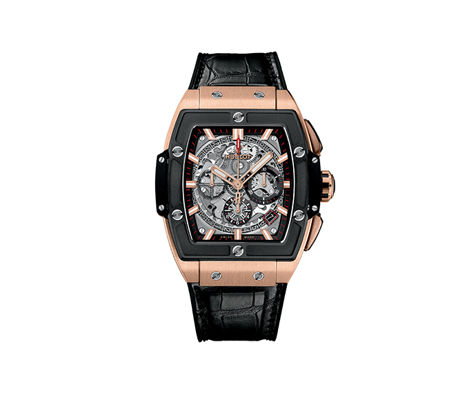 HUBLOT - King Gold Ceramic 42 mm