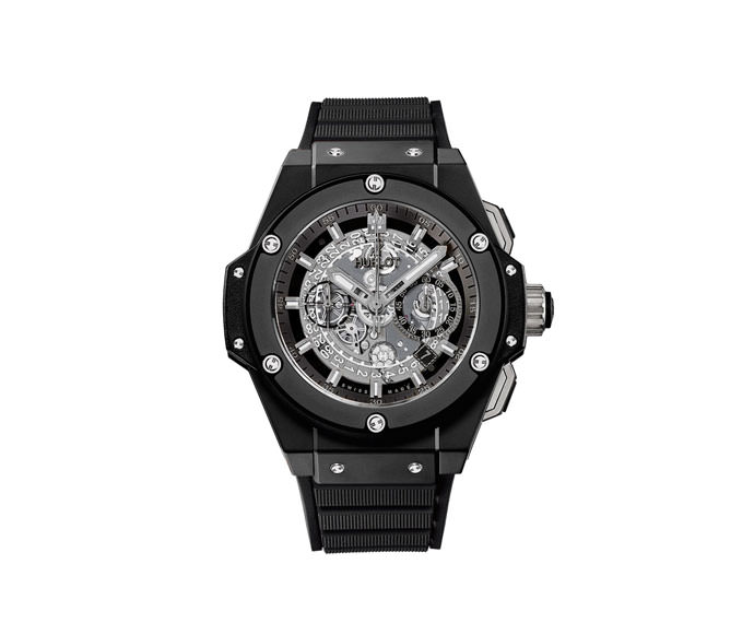 Hublot - Unico Black Magic 48mm