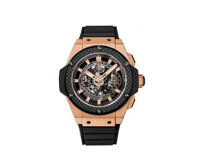Hublot - Unico King Gold Carbon 48mm