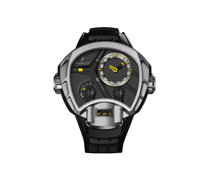 HUBLOT - MP-02 Key of Time Titanium