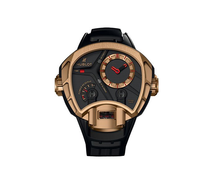 Hublot - MP-02 Key of Time King Gold