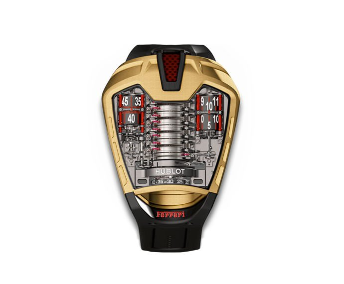 HUBLOT - MP-05 LaFerrari Gold