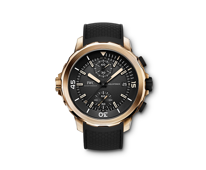 IWC - Aquatimer Chronograph Edition