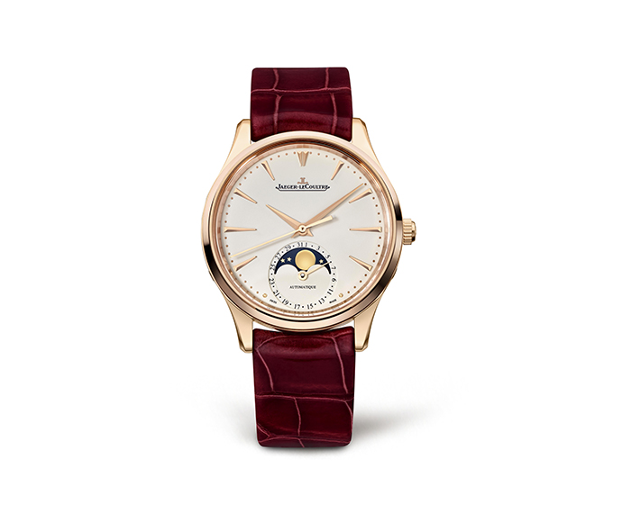 JAEGER-LECOULTRE - Master Ultra Thin Moon Pink Gold