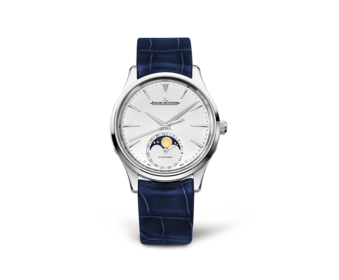 JAEGER-LECOULTRE - Master Ultra Thin Moon Steel