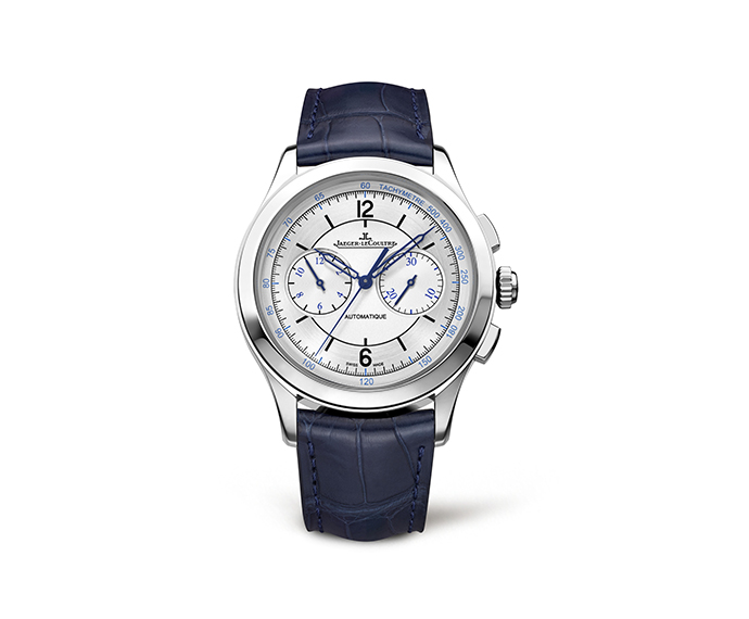 JAEGER-LECOULTRE - Master Geographic Acciaio