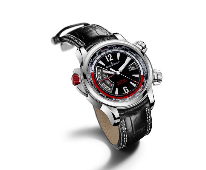 Jaeger-LeCoultre - Master Compressor Extreme W-Alarm