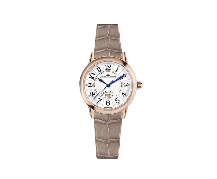 JAEGER-LECOULTRE - Rendez-Vous Night & Day 29 mm Pink gold