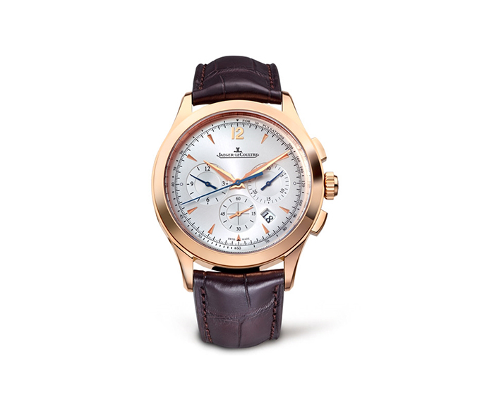 JAEGER-LECOULTRE - Master Chronograph Pink gold