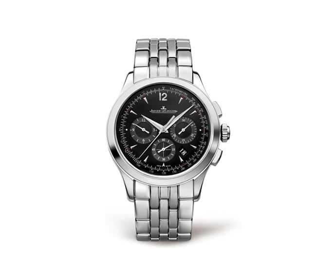 JAEGER-LECOULTRE - Master Chronograph Steel