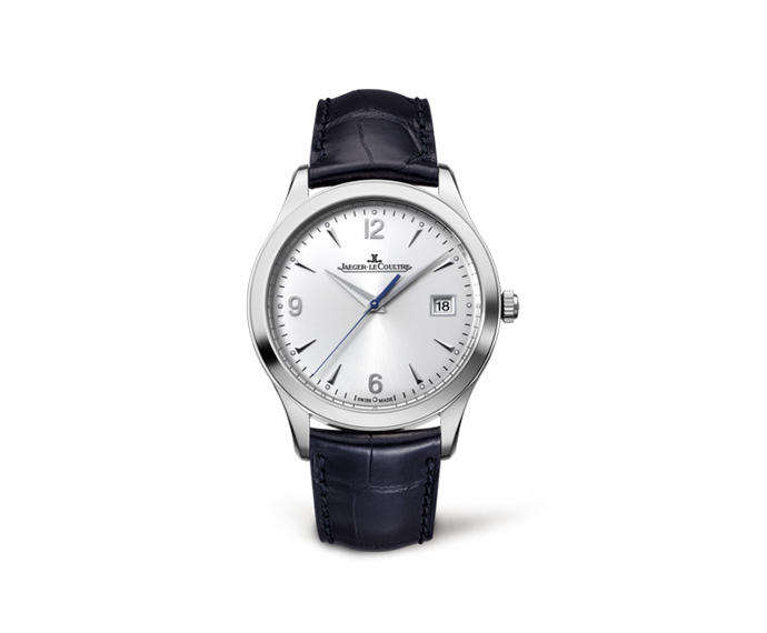 JAEGER-LECOULTRE - Master Control Date Steel