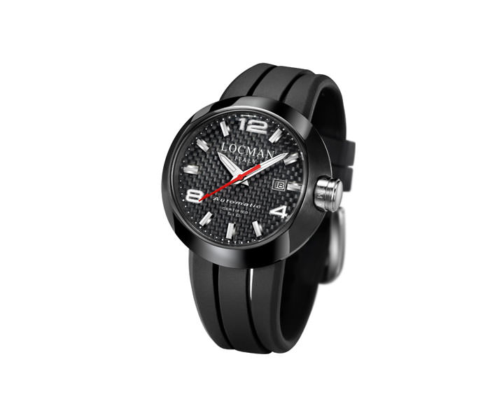 LOCMAN - Change One Chrono PVD Black