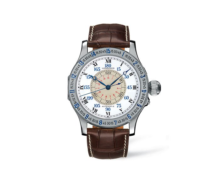 Longines - The Lindbergh Hour Angle Watch – L26784110
