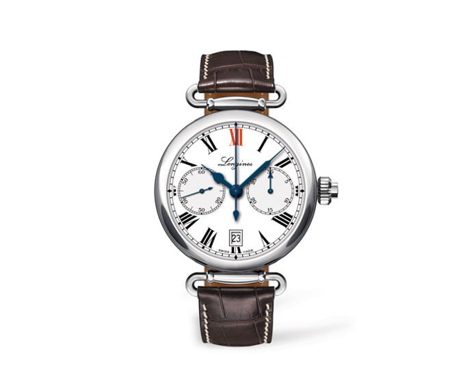 Longines - The Longines Column-Wheel Single Push-Piece Chrono – L27764213