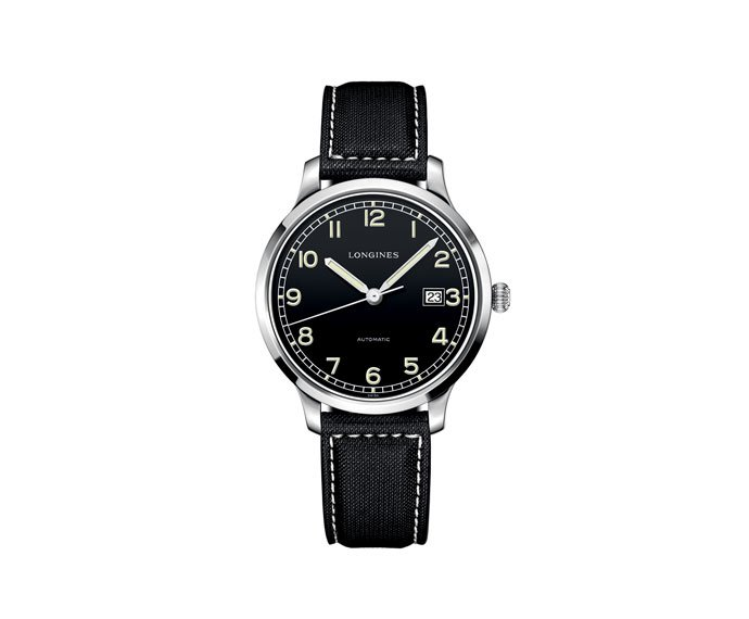Longines - The Longines Heritage Military 1938 – L27884530