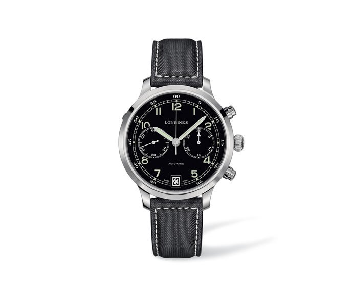 Longines - The Longines Heritage Military 1938 – L27904530