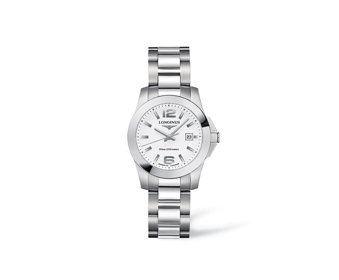LONGINES - Conquest Quartz Ladies Watch 29,5 mm - L32774166