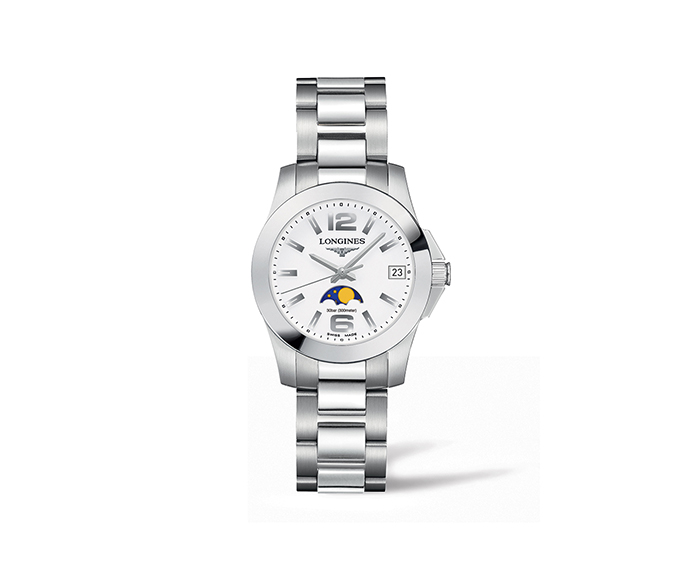 LONGINES - Lady Moonphase - L33804166