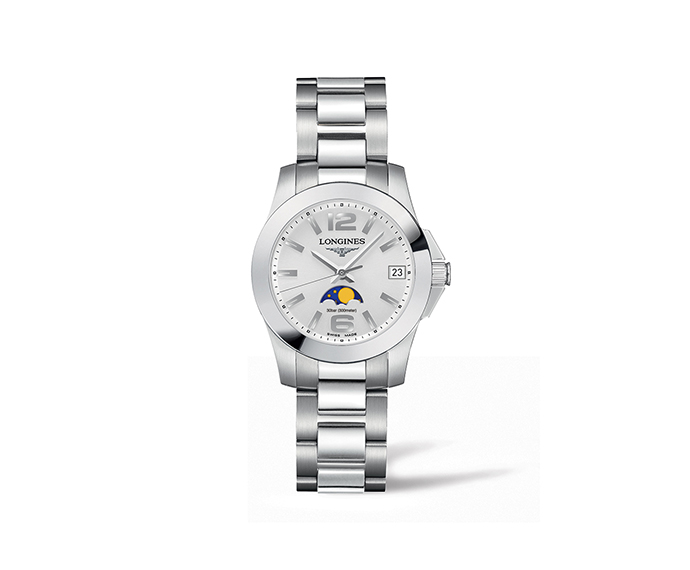 LONGINES - Lady Moonphase - L33804766