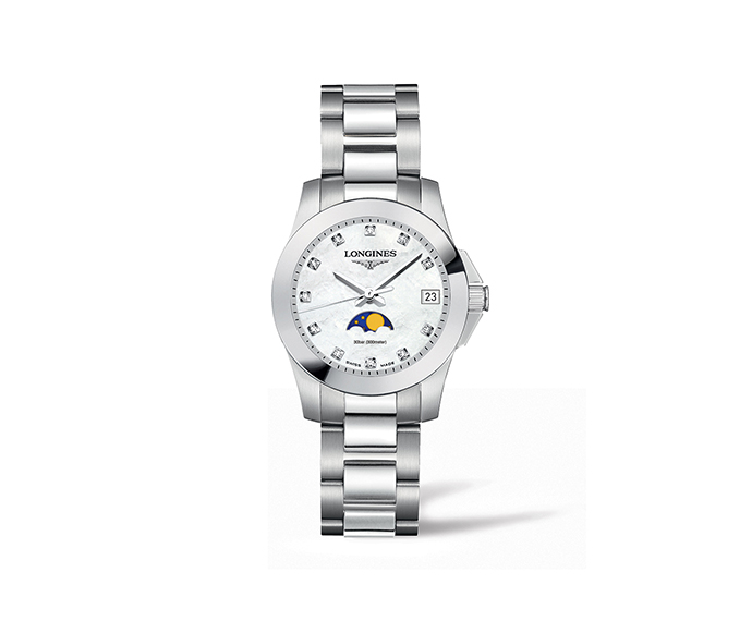 LONGINES - Lady Moonphase - L33804876