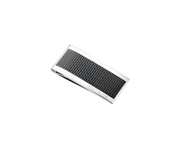 Montblanc - Stainless steel money clip