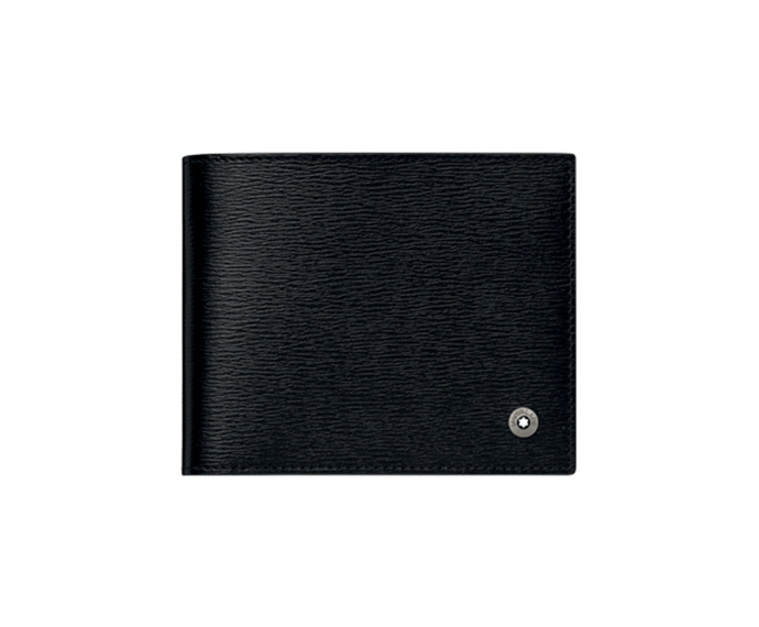 MONTBLANC - 4810 Westside Wallet 6 Pocket with Small Money Clasp