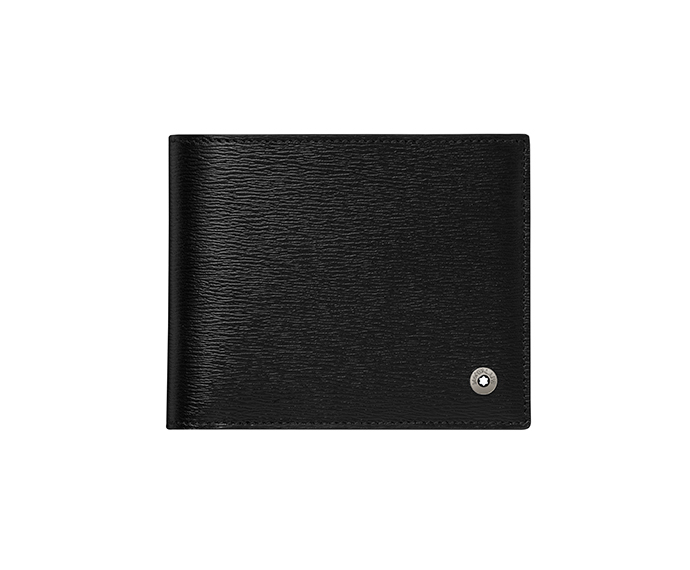 Montblanc - Small horizontal wallet without coin purse