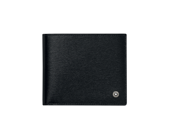 MONTBLANC - 4810 Westside Wallet 6 Pockets with Coin Purse