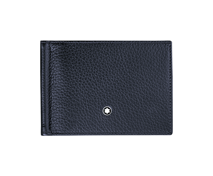 MONTBLANC - Wallet 8 Pockets with Money Clip Small