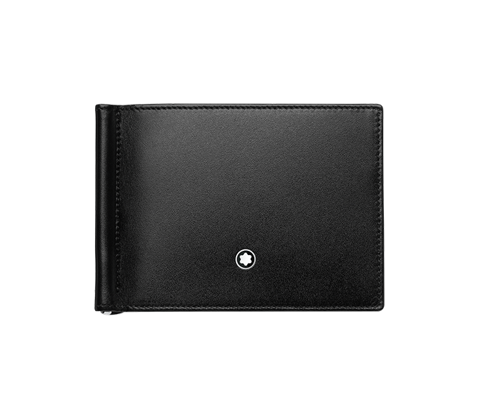 Montblanc - Wallet 6 Pockets with money clip