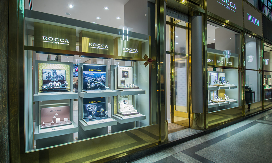 THE TURIN BOUTIQUE REOPENS