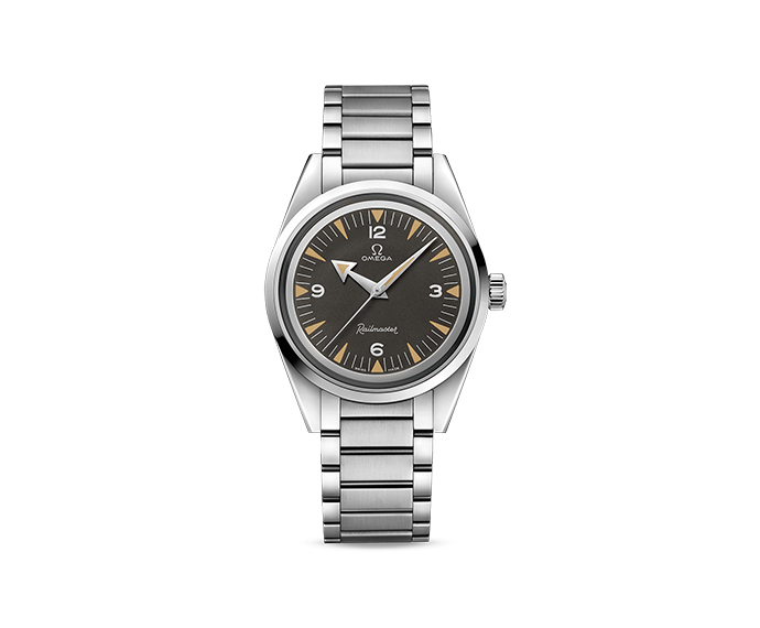 Railmaster Co-Axial Master Chronometer 38 mm - Trilogy 1957