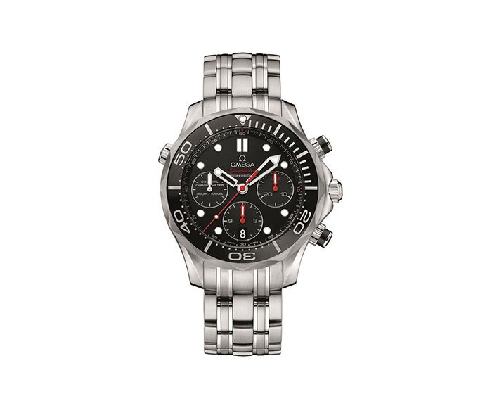 Omega - Diver 300 M Co-Axial Chronograph 41,5 mm