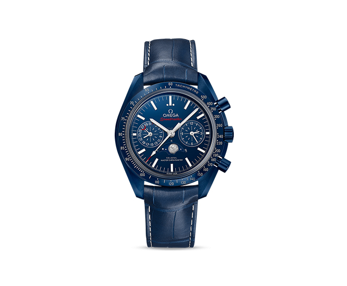 5543708a0bfbe Omega   Moonwatch Omega Co-Axial Master Chronometer Moonphase Chronograph  44.25 mm