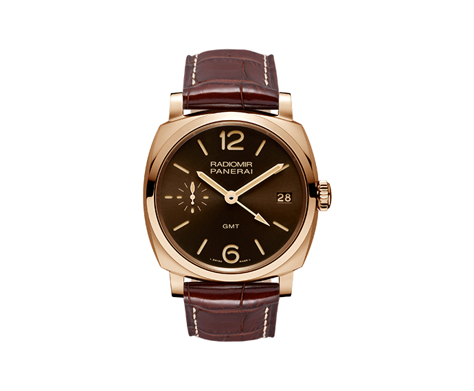 PANERAI - Radiomir 1940 3 Days GMT Red gold - 47 mm