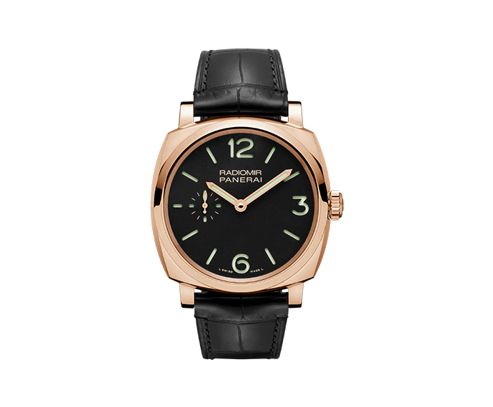 PANERAI - Radiomir 1940 3 Days Red gold - 42 mm