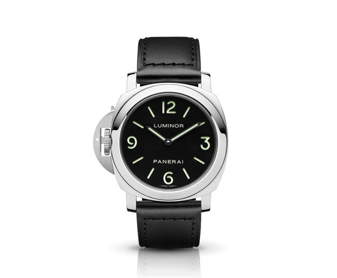 PANERAI - Luminor Base Left-Handed Steel - 44MM