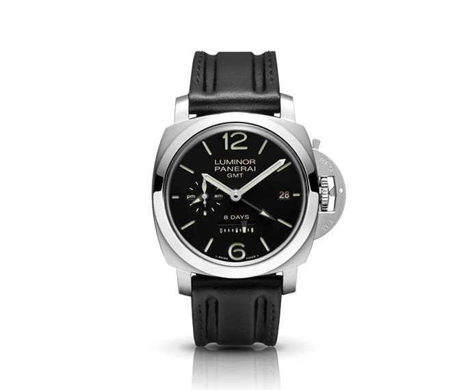 PANERAI - Luminor 8 Days GMT 44.00 mm