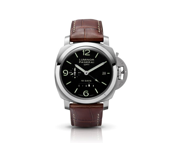 PANERAI - Luminor 1950 10 Days GMT Automatic Acciaio - 44MM