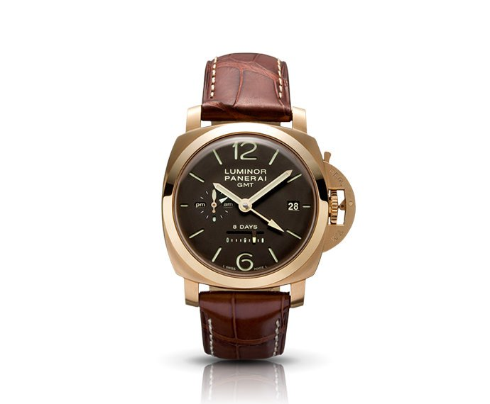 Panerai - Luminor 1950 8 Days GMT Pink gold – 44MM