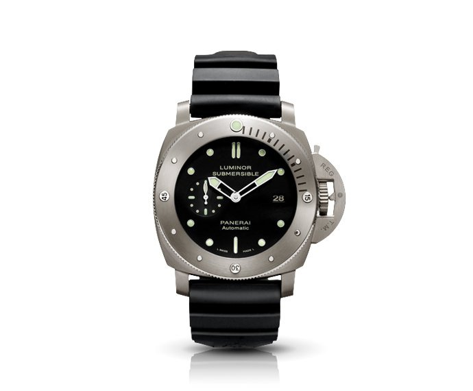 Panerai - Luminor Submersible 1950 3 Days Automatic Titanio – 47MM